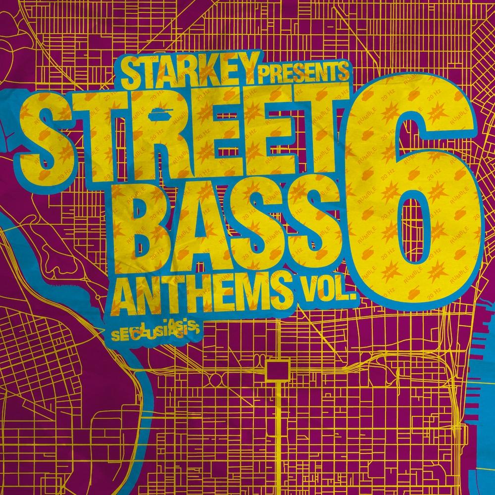 Street Bass Anthems Vol. 6 Com...
